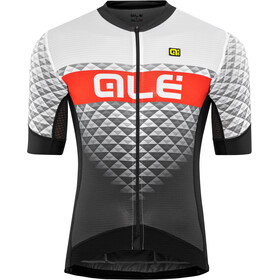 Alé Cycling PRS Hexa Maillot manches courtes Homme, black-white